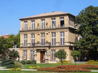 Pavillon De Vendome Aix