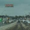 Payson During Winter Snow - Arizona