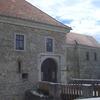 Pécsvárad Monastery And Castle Museum Main Entrance