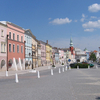 Peace Square In Svitavy