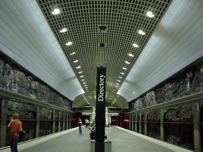 Peachtree Center Station