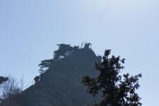 Peak On Mount Dobongsan