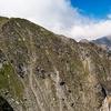 Peaks Along Glacier Valley - Transylvania