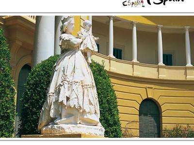 Pedralbes Palace Gardens