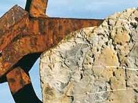 Peine del Viento - 'Peine del Viento' sculpture