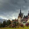 Peleș Castle In Autumn