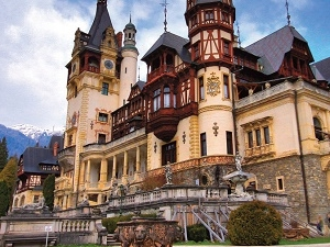 Day Trip to Visit Peles Castle And Dracula Castle for 1 - 3 Pax Fotos