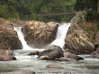 Pelga Falls Meghalaya