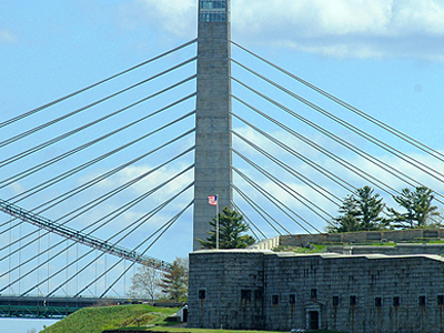 Penobscot Narrows Observatory