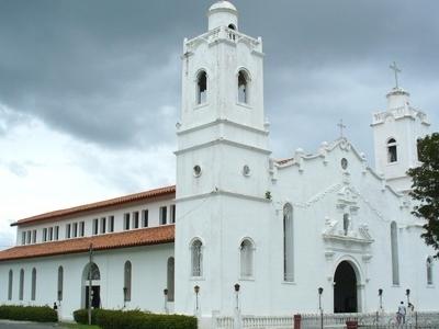 Penonom Church Cocl Province