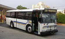 Pensacola E C A T Bus