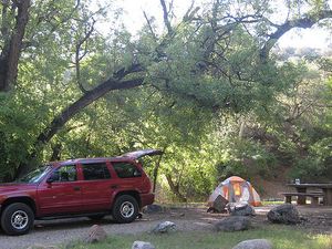 Peppersauce Campground