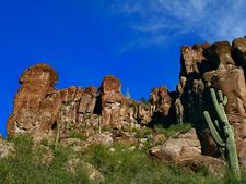 Peralta Trail 102 - Tonto National Forest - Arizona - USA