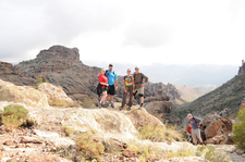 Peralta Trail Hiking Team