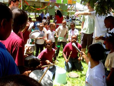 Percussion Boys