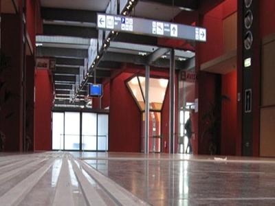 Perugia Airport Terminal