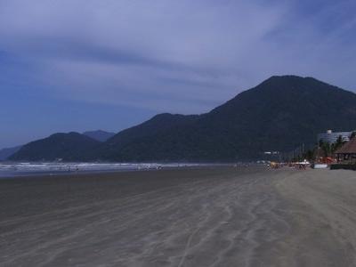 Peruibe Beach