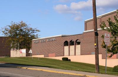 Peru  Indiana  High  School