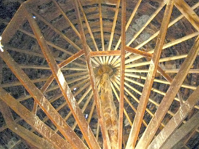 Pete French Round Barn State Heritage Site