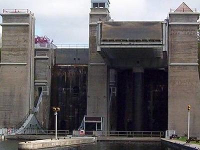 Peterborough Lift Lock