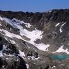 Petersen Glacier - Grand Tetons - Wyoming - USA
