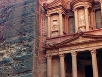 Amman City Tour And Petra One Day