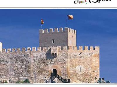 Petrer Castle Petrer