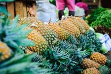 Pettah Market Fresh Fruits