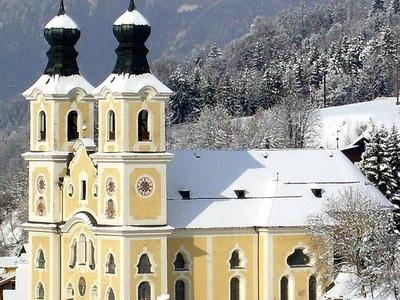 Pfarrkirche Hopfgarten Austria