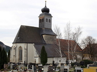 Pfarrkirche St Peter am Moos
