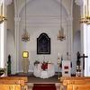 Interior Of Pfarrkirche Zur Kreuzerhöhung, Sieggraben