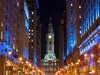 Philadelphia City Hall Night View - Pennsylvania
