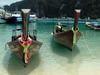 Phi Phi Long Boats