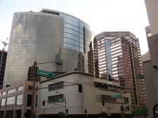 Phoenix Downtown View