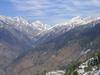 Himalayan Peaks In The Backdrop