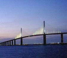 Photo Of The Sunshine Skyway Bridge