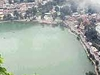 Panoramic View Of Nanital
