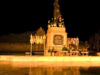 Phra Nang Chamthewi Estatua