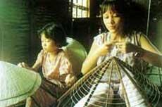 Phu Cam Hat Making