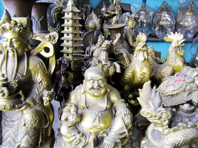 Phuoc Kieu Bronze Casting Village