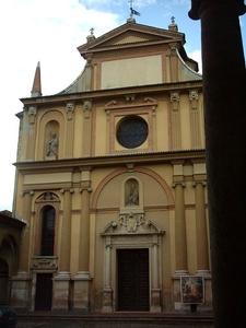 Piacenza Chiesa Di San Sisto