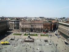The Palazzo Carminati And The Square