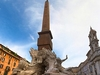 Piazza Navona Fountain View - Rome