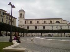 Piazza Pia Albano