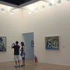 Pablo Picasso's Works In The Centre