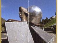 Piccard Denkmal