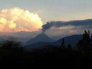 Quito Teleferico - Pichincha Volcano Photos