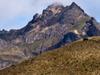 Rucu Pichincha As Seen From The Trail