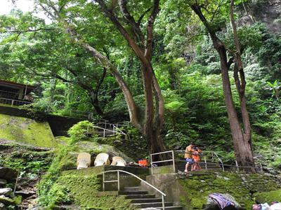 Picnic Are Katibawasan Falls