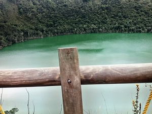 Tour To Guatavita Lagoon